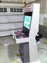 Bartop Arcade Cabinet Kit by Diy Arcade Cabinet Discussion Neogaf
