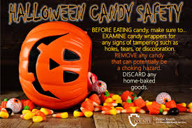 Halloween Candy Tampering News by Environmental Health Services Department Of Public Health