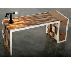 bureau design industriel bureau bois design bureau en bois design amazing bureau bois