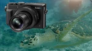 Panasonic LX100 Settings For Underwater Video