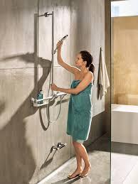 duschstange und brause das ideale duschset hansgrohe at