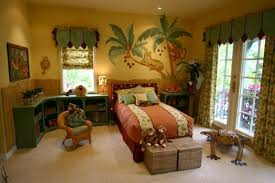 Exquisite Decoration Jungle Bedroom 20 Themed For Kids