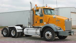 2005 Kenworth T800 Semi Truck | Item H5865 | SOLD! April 21 ... 2016 Used Volvo Vnl 780 For Sale In Oklahoma City Ok White Rose Truck Sales Inc Heavyduty And Mediumduty Trucks 7 X 16 Vnose Lark Enclosed Cargo Trailer Hitch It Cm Trailers All Alinum Steel Horse Livestock Welcome To Daf Trucks Limited Tractor Children Kids Video Semi Youtube Watch A Freight Train Slam Into Ctortrailer Filled Entz Auction Hydro Lisanti Foodservice Pizza Is Tsi How Fix Hydraulic Dump System Felling Truck Trailer Transport Express Logistic Diesel Mack