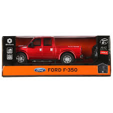 100 Ford 350 Truck Remote Control F Toy Red Burkes Outlet