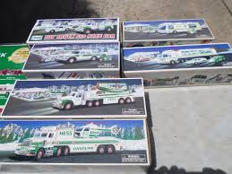 Hess Trucks Toy Trucks Lot Of Seven Plus Poster New In Box | Vintage ... 2013 Hess Toy Truck Tractor Ebay 111617 Ktnvcom Las Vegas 2015 Hess Available Nov 1st 3099 Black Friday Ads Trucks At Gas Stations And Airplane Toy Truck And Tractor Mint In The Box Bag 121596827434 2017 Toy Trucks New In Original Box Unopened Toys 17 Best Collection Images On Pinterest Truck Book 50th Anniversary 2014 Never Open New Evan And Laurens Cool Blog 2113 Backeven Though Gas Stations Are No More