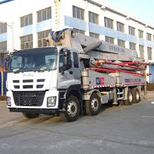 Hongda On Sale 42m Concrete Pump Truck Made In China Howo And Isuzu ... Septic Tank Pump Trucks Manufactured By Transway Systems Inc Buffalo Biodiesel Grease Yellow Waste Oil 2006 Mack Dm690s Concrete Mixer Truck For Sale Auction Or Used Mercedesbenz 46m Concrete Pump Trucks Price 155000 For Sany 37m Isuzu Second Hand 1997 Different Types Of Pumps On The Market Pumping Co Conele 25m Low Truckmounted Boom Custom Putzmeister Mounted China New Model 39m With Good Photos 2005