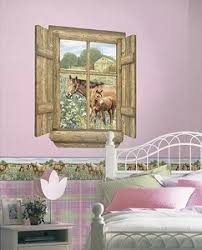 Horse Pasture Wall Decor Package