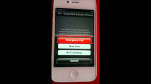 ACTIVATE IPHONE 4S WITHOUT SIM CARD