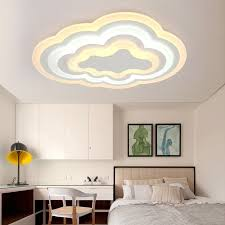 cloud ceiling light modern acrylic led ceiling l living room