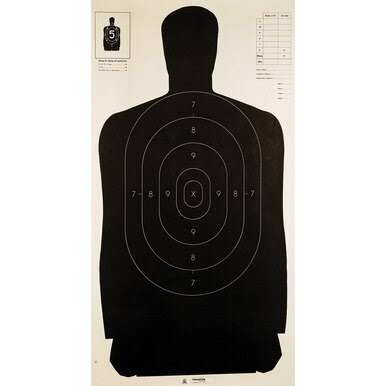 "Champion Traps and Targets - 24"" x 45"""
