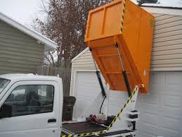 Tipper / Dumpster – Woodys Mini Trucks