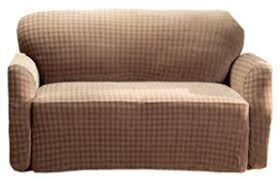 Bed Bath And Beyond Couch Covers by Buying Guide To Sure Fit Furniture Covers Bed Bath U0026 Beyond