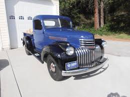 For Sale | Classic Garage | 1945 Chevy Truck | Pinterest | Cars ...