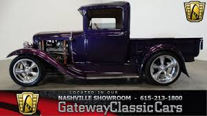 100 Model A Ford Truck 1930 Pickup Gateway Classic Cars Of Nashville 187
