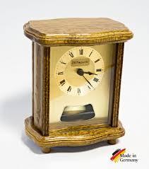 analoge tischuhr standuhr châteaudun uhr retrolook antik pendel uhr küche wohnzimmer diele f