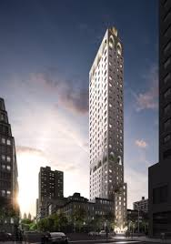 100 Upper East Side Penthouses DDGs GaudiInspired 180 88th Street Gets Its Curtain Wall On