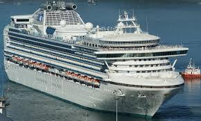 Ruby Princess Baja Deck Plan by Diamond Princess Deck Plan Cruisemapper