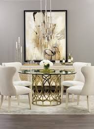 40 Good View Glamorous Dining Room Ideas Home Devotee For Glam Sets