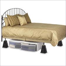 bedroom amazing adjustable bed table walmart sofa risers walmart