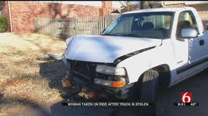 100 Arrow Trucking Tulsa Ok Broken Woman Thrown From Moving Truck As It Was Being Stol