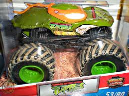 100 Ninja Turtle Monster Truck Hot Wheels Jam Teenage Mutant S Flickr