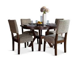 Fulton Round Table With 4 Upholstered Chairs Sonoma Road Round Table With 4 Chairs Treviso 150cm Blake 3pc Dinette Set W By Sunset Trading Co At Rotmans C1854d X Chairs Lifestyle Fniture Fair North Carolina Brera Round Ding Table How To Find The Right Modern For Your Sistus Royaloak Coco Ding With Walnut Contempo Enka Budge Neverwet Hillside Medium Black And Tan Combo Cover C1860p Industrial Sam Levitz Bermex Pedestal Arch Weathered Oak Six