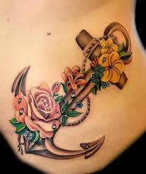 Foot Tattoo Design 10