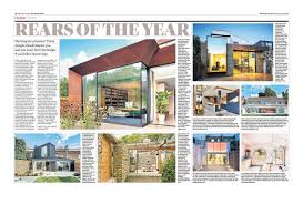 100 Vicarage Designs Black Ridge House And De Beauvoir House Featured In The Sunday Times