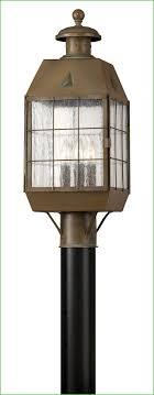 lighting post top retrofit led bulbs led l post light
