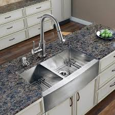Black Kitchen Sink Faucet by Furniture Double Chrome Kitchen Sink With Stainless Steel Lowes