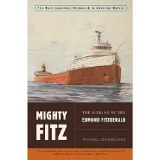 Edmund Fitzgerald Sinking Theories by Mighty Fitz The Sinking Of The Edmund Fitzgerald By Michael