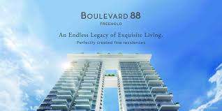 100 The Boulevard Residences 88 By CDL Call Showflat Hotline At 6100 3447 For EBrochure