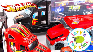 100 Hot Wheels Car Carrier Truck S For Kids WolVol Rier And Fast Lane