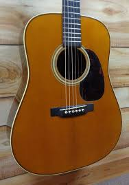 New MartinR D28 Authentic 1937 Aged Dreadnought Acoustic Guitar Natural W Case Martin