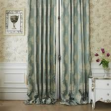 Blackout Curtain Liner Amazon by Amazon Com Iyuegou Luxury European Style Jacquard Chenille Silky