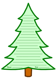Free Downloads For Teachers Each Month Find Different Lesson Plans Rh Uniqueteachingresources Com Christmas Story Tree Printable