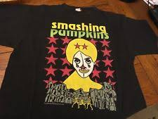 Smashing Pumpkins Tour Merchandise by Smashing Pumpkins T Shirt Tour Ebay