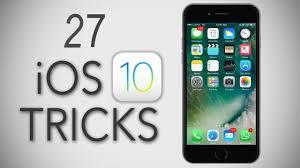 iPhone 7 Tips Tricks & Hidden Features TOP 27 LIST The Best