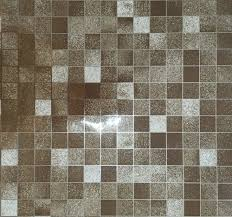 Brown Mosaic Bathroom Mirror by Amazon Com Kitchen Pvc Aluminum Foil Self Adhensive Mosaic