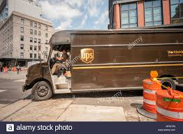 100 Who Makes Ups Trucks A UPS Truck Makes Deliveries In Manhattan In New York On Friday