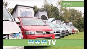 MMMTV VW Campervan Comparison