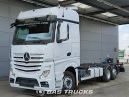 100 Truck 2014 For Sale At BAS S Mercedes Actros 2543 L 6X2 10