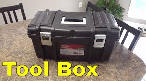 100 Husky Truck Tool Box Review 22 Inch Deep Storage Areas For Your S