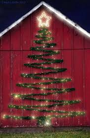 Outdoor Christmas Decorations Ideas 2015 by Best 25 Outdoor Tree Decorations Ideas On Pinterest Fairy Doors