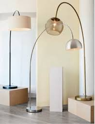 Overarching Floor Lamp Antique Brass by Overarching Acrylic Shade Floor Lamp Brass Smoke Acrylic Globes