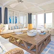 100 Beach Style Living Room Total House Coastal
