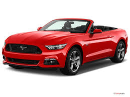 2017 Ford Mustang Angular Front