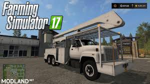 GMC TopKick Bucket Truck V 1.0 Mod Farming Simulator 17 Bucket Truck Services Edison Nj Ampcore Electric Llc Utem Skyvan Dejana Utility Equipment 1993 Versalift Vst4000i Boom For Sale 13496 Miles Christmas Decorations Made Easy With Trucks From Southwest New Demo For 2009 Intertional 4300 Altec At41m M052361 Battypowered A Big Lift Sce Workers Environment 2013 Terex C4045 4685 Hours Hybrid Bucket Truck Archives Heavy Loaded Aerial Lifts And Digger Derricks Made In Usa By Used Sales