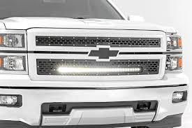 Mesh Replacement Grille With 30in Single-Row Black Series LED For ... 2015chevysveradohdcustomsportgrille The Fast Lane Truck Eternity Custom 2002 Chevy Silverado Photo Image Gallery Status Grill Accsories New Grille Options For The Chevrolet 1500 Bumper Ebay 07 Tahoe Black Billet Grille And Headlight Covers 2500hd Questions Does Anyone Make A Custom How To Install Trex Torch Youtube Mytightridecom Trex Join Dominate Automotive Billet 2014 Grilles Available Now Stillen