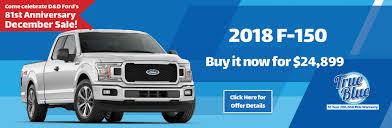 D&D MOTORS: New & Used Ford Dealership Greer, South Carolina